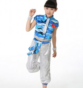 Hip Hop Dance Costumes for Kids