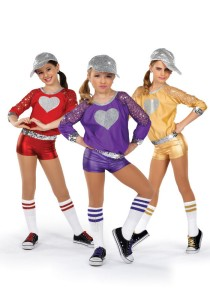 Hip Hop Dance Team Costumes