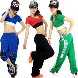 Hip Hop Dancer Costume