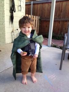 Hobbit Costume Kids