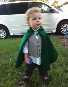 Hobbit Costume Toddler