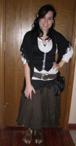 Hobbit Costume Women