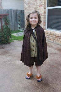 Hobbit Costumes for Kids