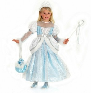 Ice Queen Costumes for Kids