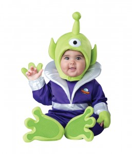 Infant Alien Costume