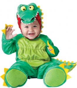 Infant Alligator Costume