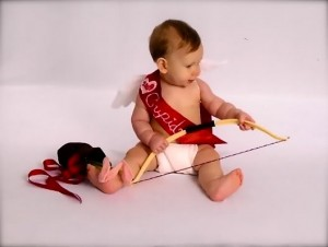 Infant Cupid Costume