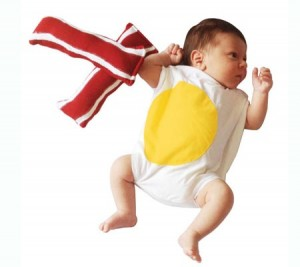 Infant Egg Costume