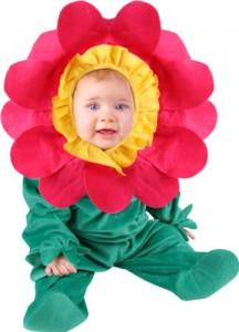 Infant Flower Costume