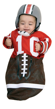 Football Player Halloween Costume For Toddler