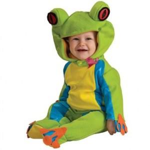 Infant Frog Costume