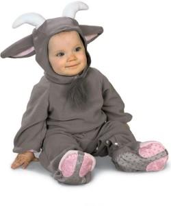 Infant Goat Costume