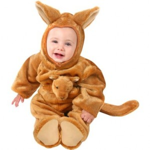 Infant Kangaroo Costume