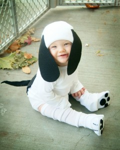 Infant Snoopy Costume