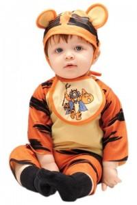 Infant Tigger Costume