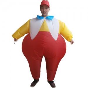 Inflatable costumes for men women kids for Gonfiabili halloween
