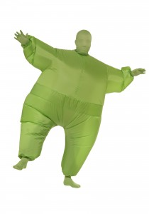 Inflatable Man Costume