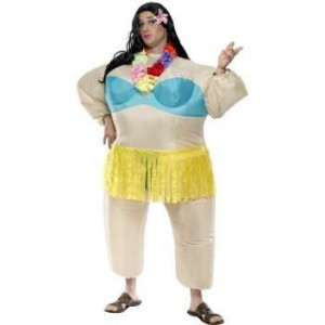Inflatable Women Costumes