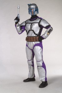 Jango Fett Costume Adult