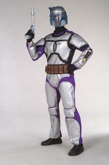 Image Gallery jango fett adult costume