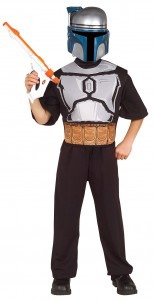 Jango Fett Costume Child