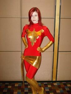 Jean Gray Phoenix Costume