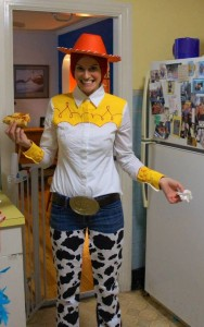 Jessie Halloween Costume
