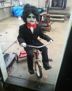 Jigsaw Costume Kids