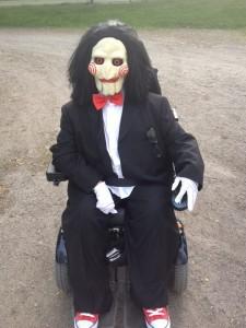 Jigsaw Costume Male