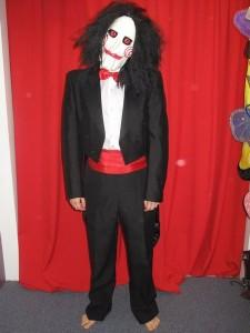 Jigsaw Saw Costume