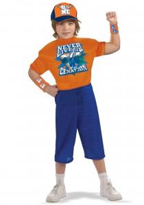 John Cena Kids Costume