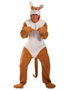 Kangaroo Costume Adult