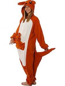 Kangaroo Costume Adults