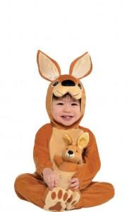 Kangaroo Costume Baby