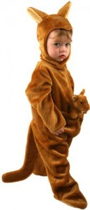 Kangaroo Costume Kids