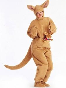 Kangaroo Costume Pattern