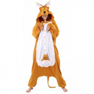 Kangaroo Costume Women