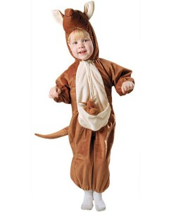Kangaroo Costumes for Kids