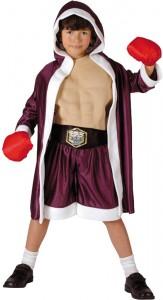 Kids Boxer Costume