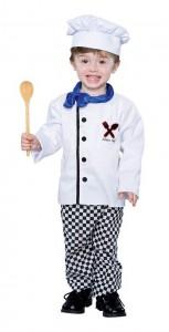 Kids Chef Costumes