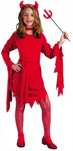 Kids Devil Costumes