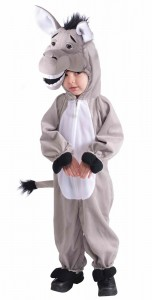 Kids Donkey Costume