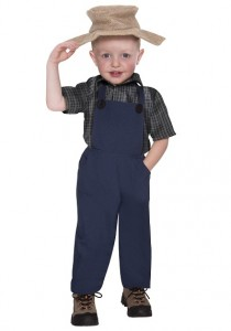 Kids Farmer Costume