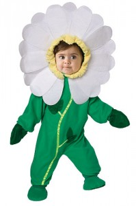 Kids Flower Costume
