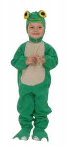 Kids Frog Costumes