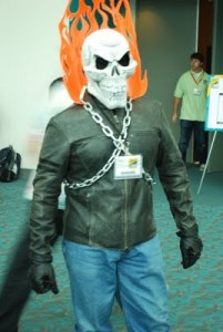 Kids Ghost Rider Costume