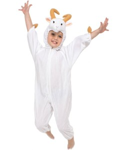 Kids Goat Costume