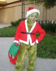 Kids Grinch Costume