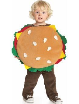 Baby Carrot Halloween Costume