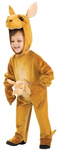 Kids Kangaroo Costume